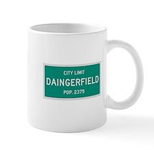 Daingerfield, Texas City Limits Mug