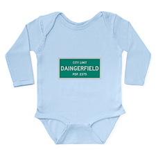Daingerfield, Texas City Limits Body Suit