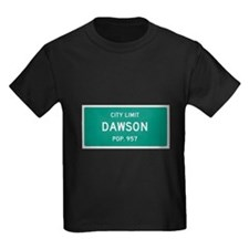 Dawson, Texas City Limits T-Shirt