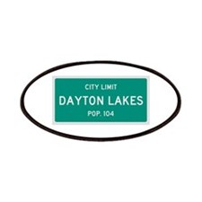 Dayton Lakes, Texas City Limits Patches