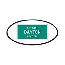Dayton, Texas City Limits Patches