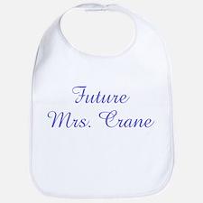 Future Mrs. Crane Bib