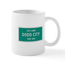 Dodd City, Texas City Limits Mug