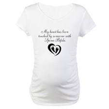 Touched by Spina Bifida Shirt