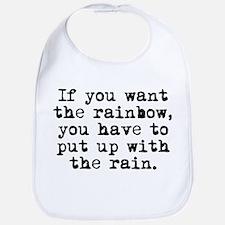 If You Want The Rainbow Bib