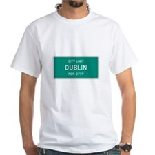 Dublin, Texas City Limits T-Shirt