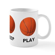 Basketball EAT SLEEP PLAY LITE Mug