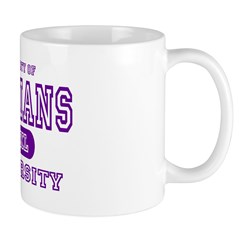 Lesbians University Mug