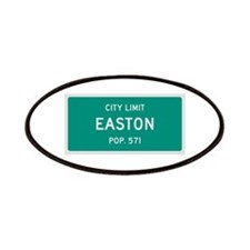 Easton, Texas City Limits Patches