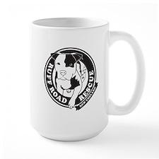 Ruff Road Rescue New England logo Mug
