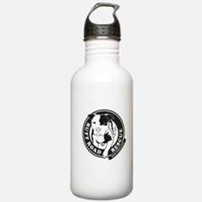 Ruff Road Rescue New England logo Water Bottle