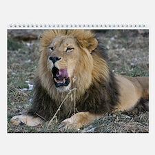 Wildlife Wall Calendar #3