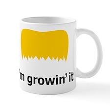 I'm Growin' It Mug