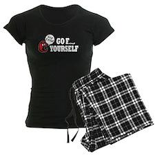 President - Go F Yourself Pajamas
