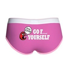 President - Go F Yourself Women's Boy Brief