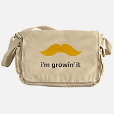I'm Growin' It Messenger Bag