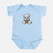 SC Wheaten Pocket Infant Bodysuit