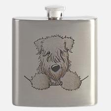 SC Wheaten Pocket Flask