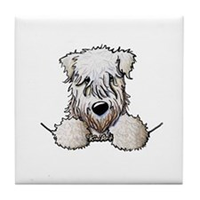 SC Wheaten Pocket Tile Coaster
