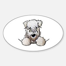 SC Wheaten Pocket Decal