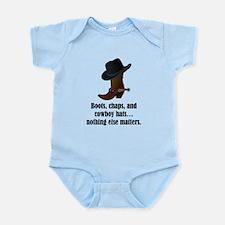 Boots Chaps Cowboy Hats Body Suit
