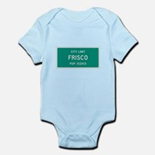 Frisco, Texas City Limits Body Suit
