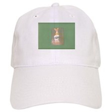 Green Gold Hersheys Rabbit. Baseball Baseball Cap