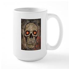 PSYCHEDELIC SKULL Mug