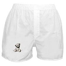 Pocket Wheaten Boxer Shorts