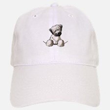 Pocket Wheaten Baseball Baseball Cap