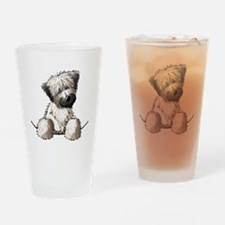 Pocket Wheaten Drinking Glass