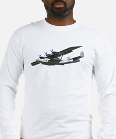 Dornier flying boat Long Sleeve T-Shirt