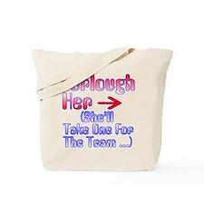 Furlough Tote Bag