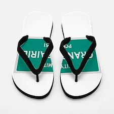 Grand Prairie, Texas City Limits Flip Flops