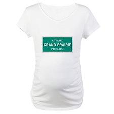 Grand Prairie, Texas City Limits Shirt