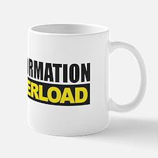 Information Overload Mugs