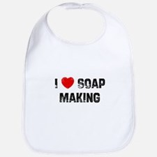 I * Soap Making Bib