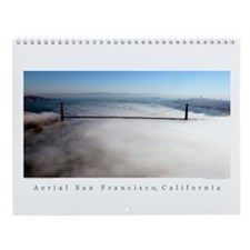 Aerial San Francisco Bay Area Calendars