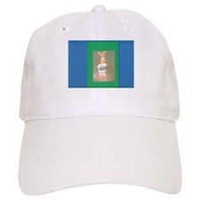Blue Green Gold Hersheys Rabbit. Baseball Baseball Cap