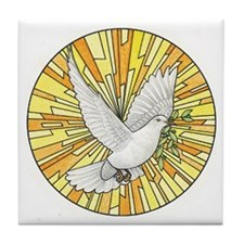 Religious Tile Coaster
