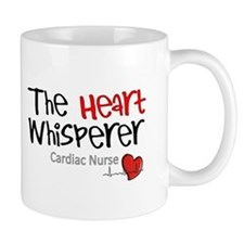 The Heart Whisperer Mugs