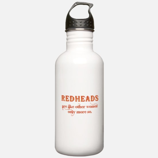 Redheads Water Bottle