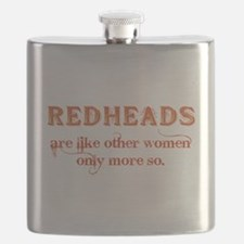 Redheads Flask