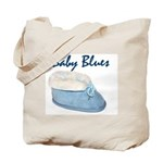 Baby Blues Tote Bag