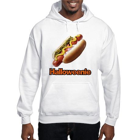 Halloweenie Hooded Sweatshirt