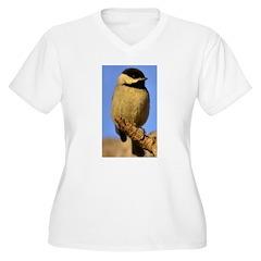 Carolina Chickadee Plus Size T-Shirt