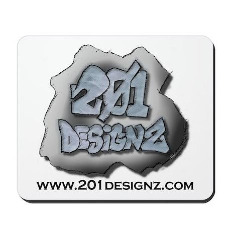 201Designz Gear Mousepad