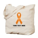 Leukemia Regular Canvas Tote Bag