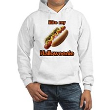 Bite My Halloweenie Hoodie