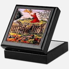 Agony on the Garden 1500 Keepsake Box